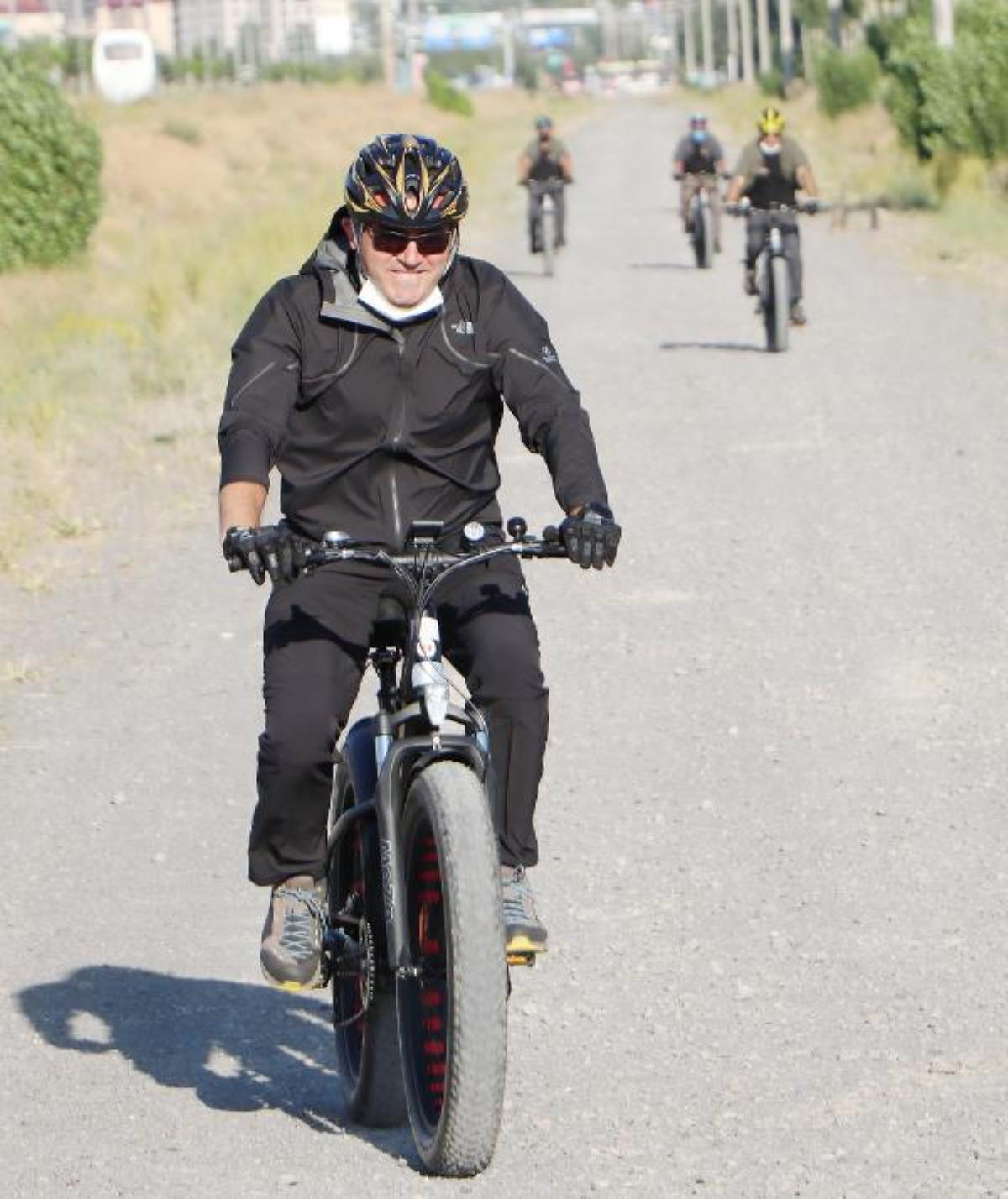 Valinin bisiklet aşkı