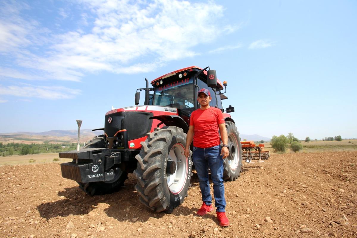 Bu traktör diğerlerinden çok farklı