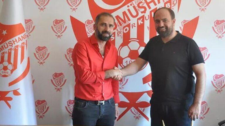 Hakan Çalhanoğlu nun babasına sürpriz görev! Gümüşhanespor un yeni sportif direktörü oldu
