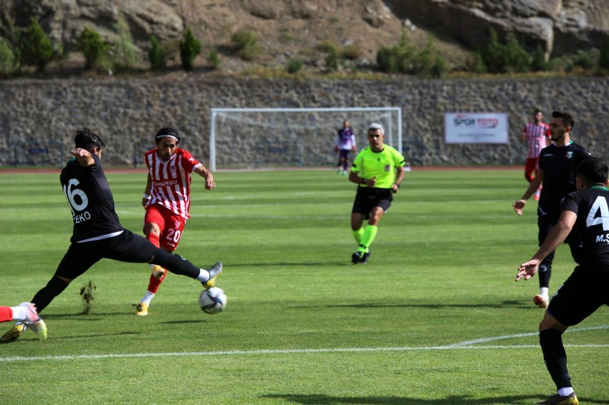 TFF 3. Lig: Gümüşhanespor: 0 Ceyhanspor: 0